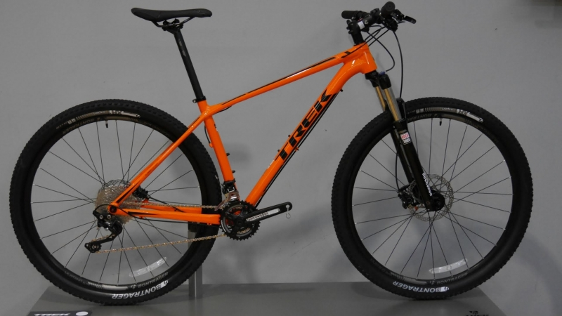 Vtt Homme Trek Superfly 5 2017