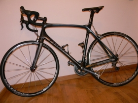 Trek Madone 5.9 Oclv Black Carbon